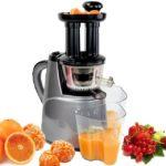 Syntrox SJ-150W-AC Langsam Entsafter slow juicer